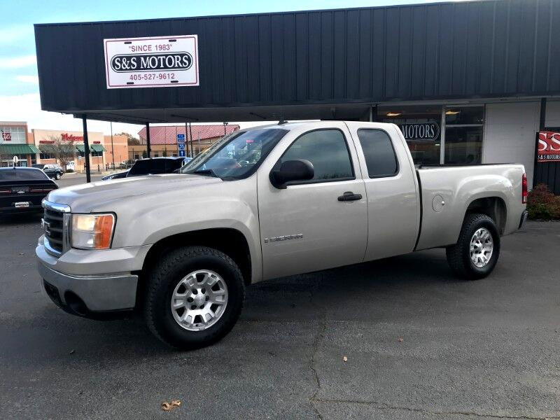 2008 GMC Sierra 1500 SLE1 Ext. Cab Short Box 2WD