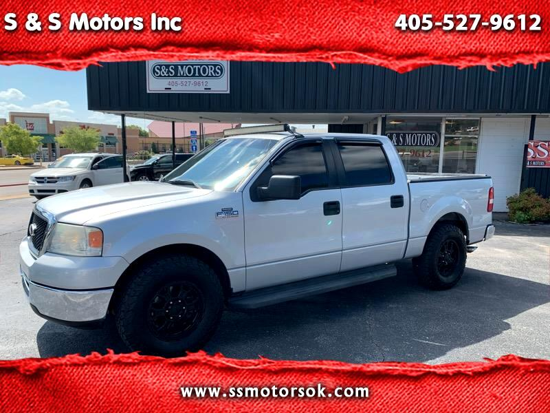 Ford F-150 XLT SuperCrew 2WD 2008