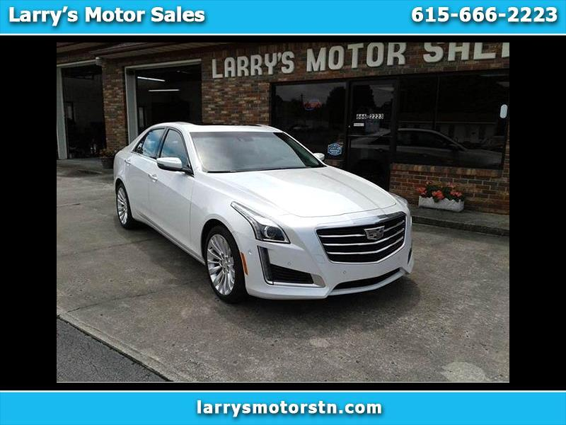 2016 Cadillac CTS Performance 3.6L