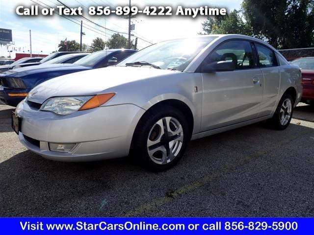 2003 Saturn ION Quad Coupe 3