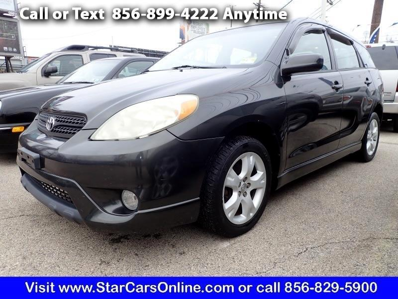 2005 Toyota Matrix 5dr Wgn STD Auto AWD (Natl)