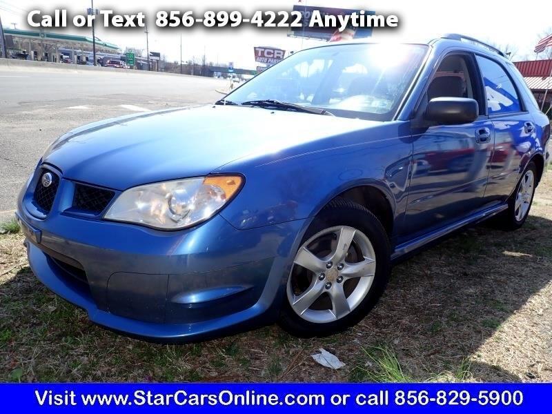 2007 Subaru Impreza Wagon 4dr H4 AT i