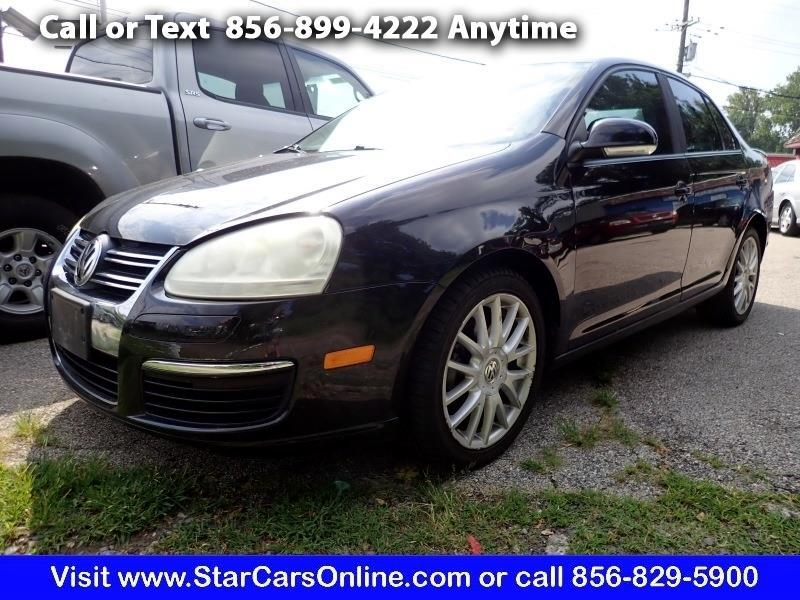 2007 Volkswagen Jetta Sedan 4dr Manual Wolfsburg Edition PZEV