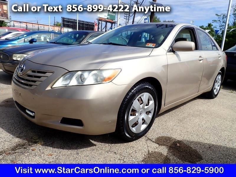 2007 Toyota Camry 4dr Sdn I4 Manual CE (Natl)