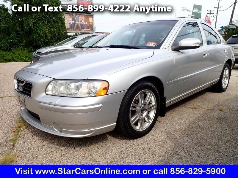 2007 Volvo S60 4dr Sdn 2.5L Turbo AT AWD
