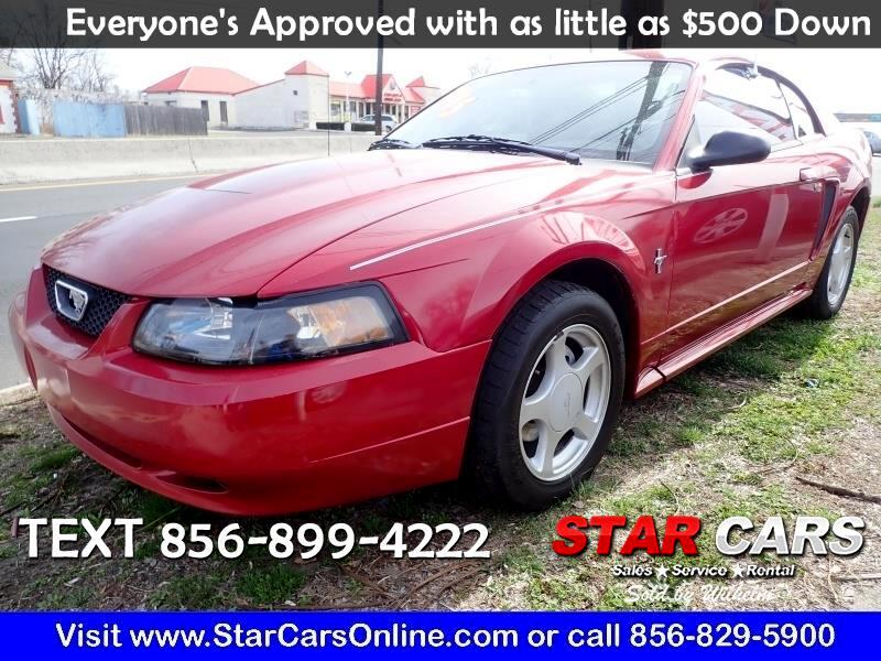 Ford Mustang 2dr Cpe Standard 2003