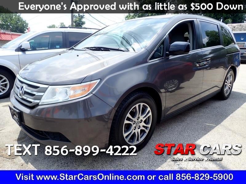 Honda Odyssey 5dr EX 2013