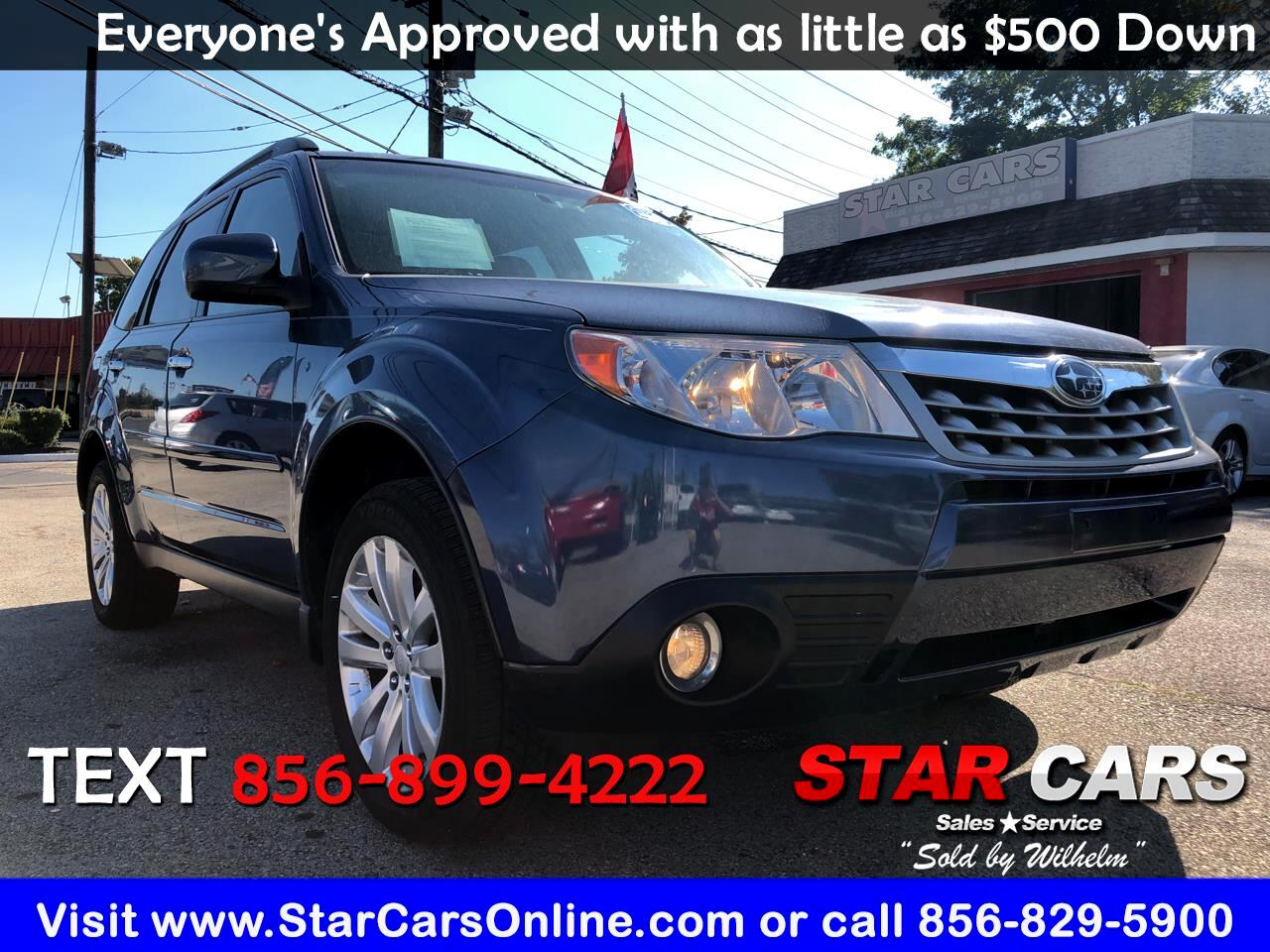 Subaru Forester 4dr Auto 2.5X Limited 2013