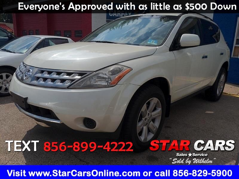 Nissan Murano 2WD 4dr S 2007