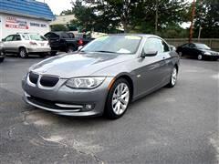 2012 BMW 3-Series
