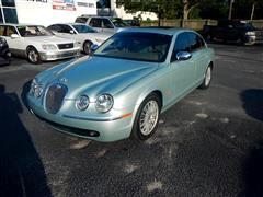 2007 Jaguar S-Type