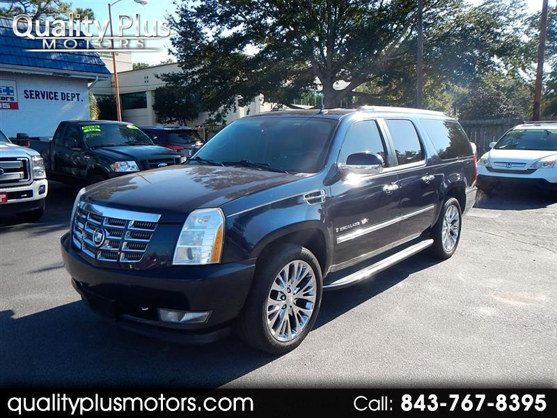2009 Cadillac Escalade ESV AWD Luxury