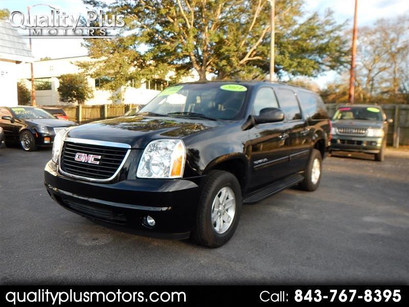 2013 GMC Yukon XL SLT 1/2 Ton 4WD