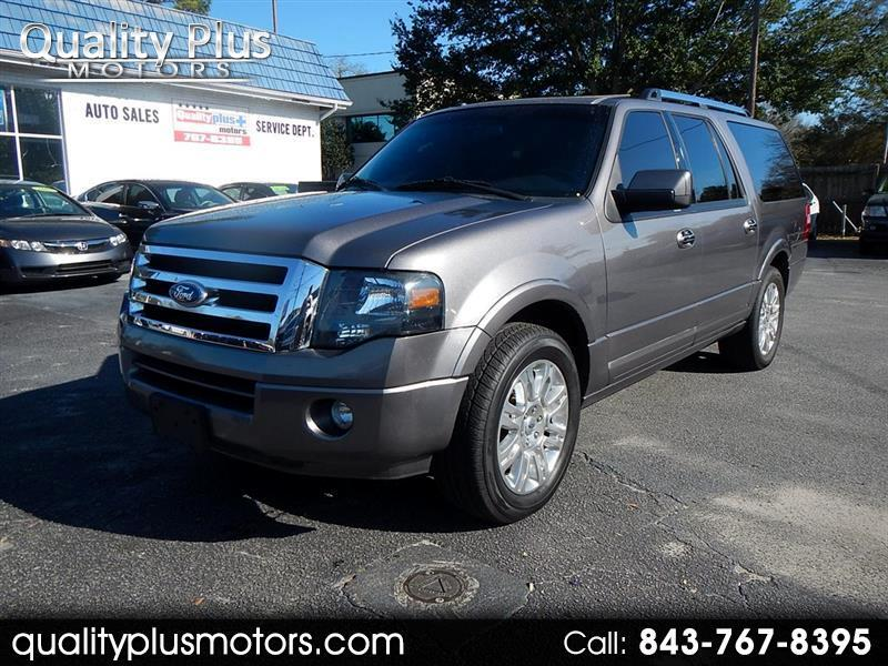 2011 Ford Expedition EL Limited 2WD