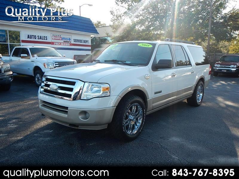 Ford Expedition EL King Ranch 4WD 2008