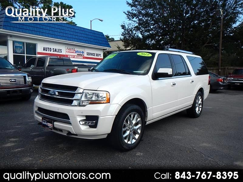 Ford Expedition EL Limited 4WD 2015