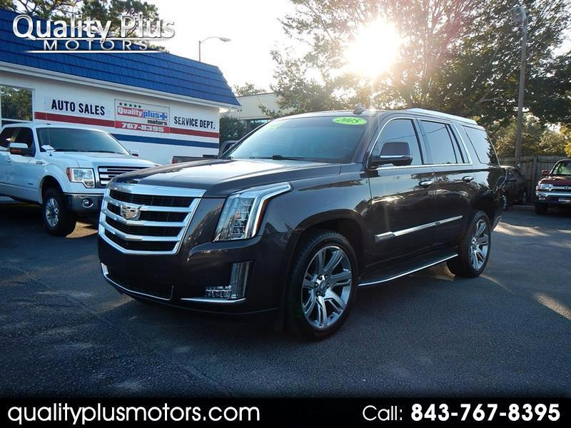 Cadillac Escalade Luxury 2WD 2015