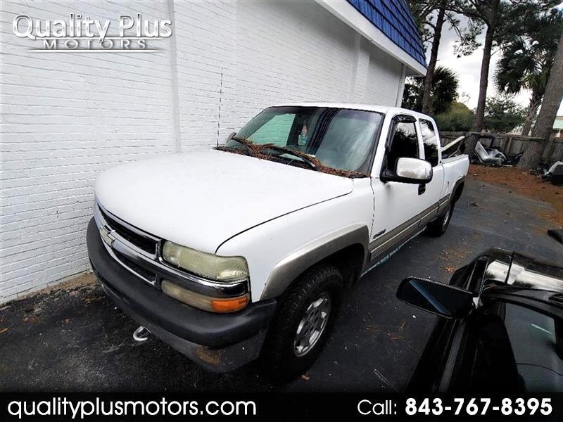 Chevrolet Silverado 1500 LT Ext. Cab 4-Door Short Bed 4WD 2000