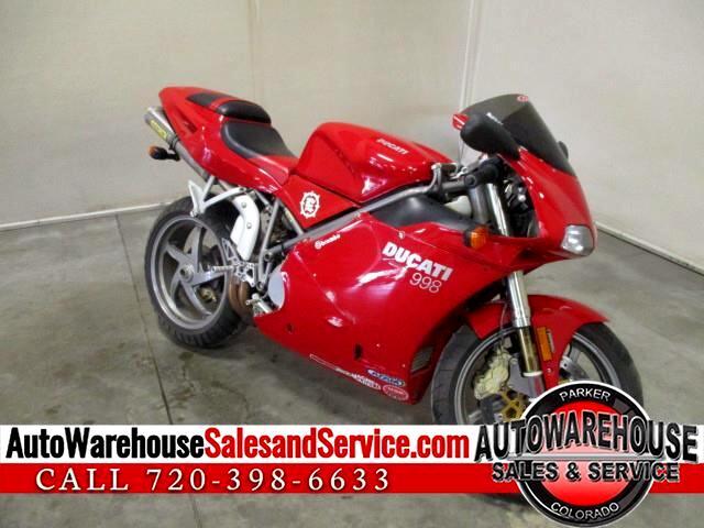 2002 Ducati 998