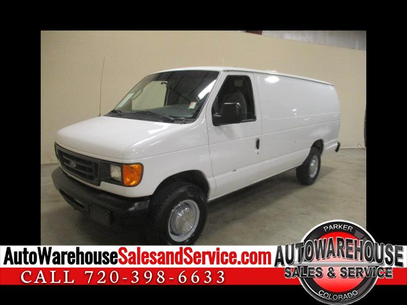 2004 Ford Econoline E-350 Super Duty Extended
