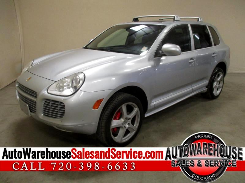 Used 2006 Porsche Cayenne 4dr Turbo S Tiptronic For Sale In