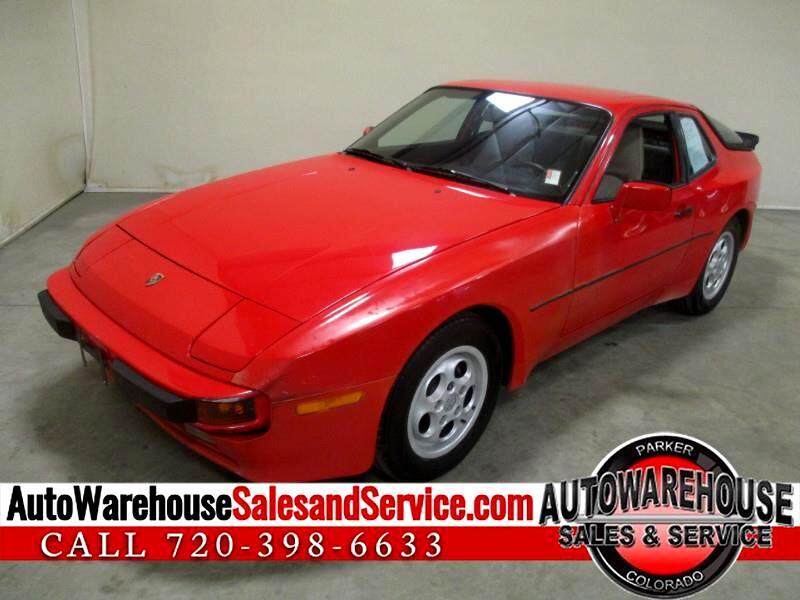 Porsche 944 Base 1987
