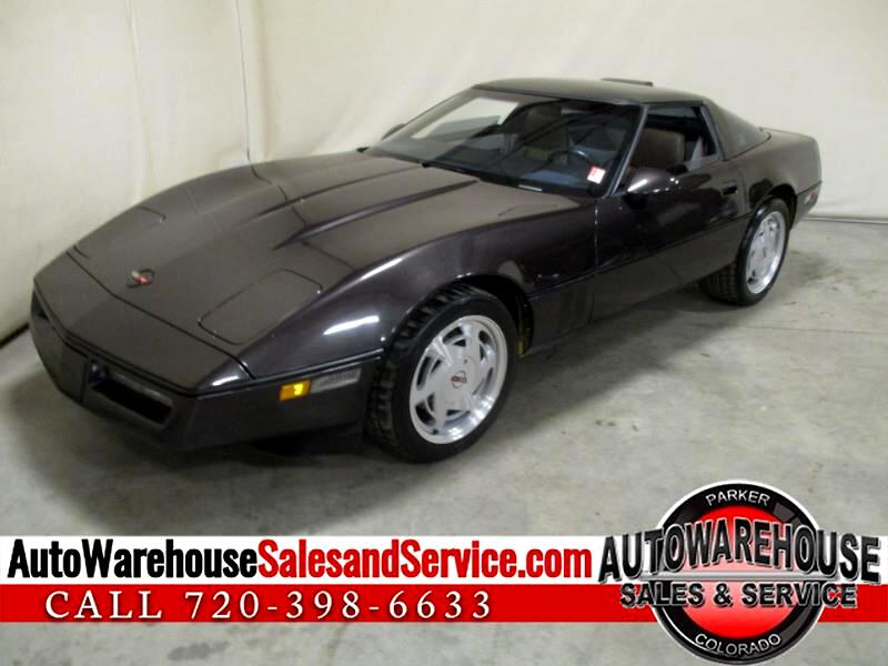 Chevrolet Corvette Coupe 1988