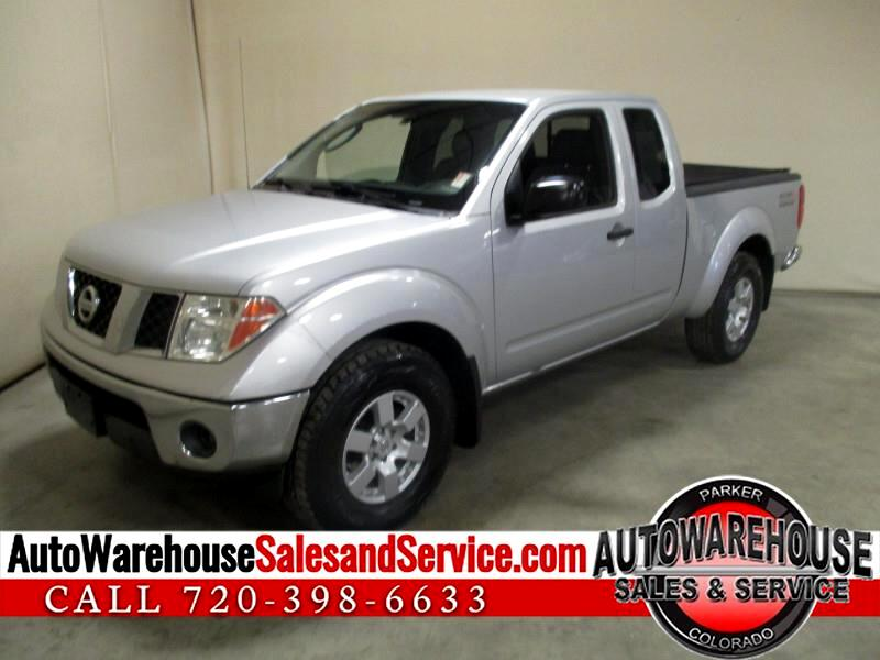 Nissan Frontier Nismo King Cab 4WD 2005
