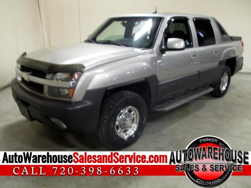 Chevrolet Avalanche 2500 4WD 2003