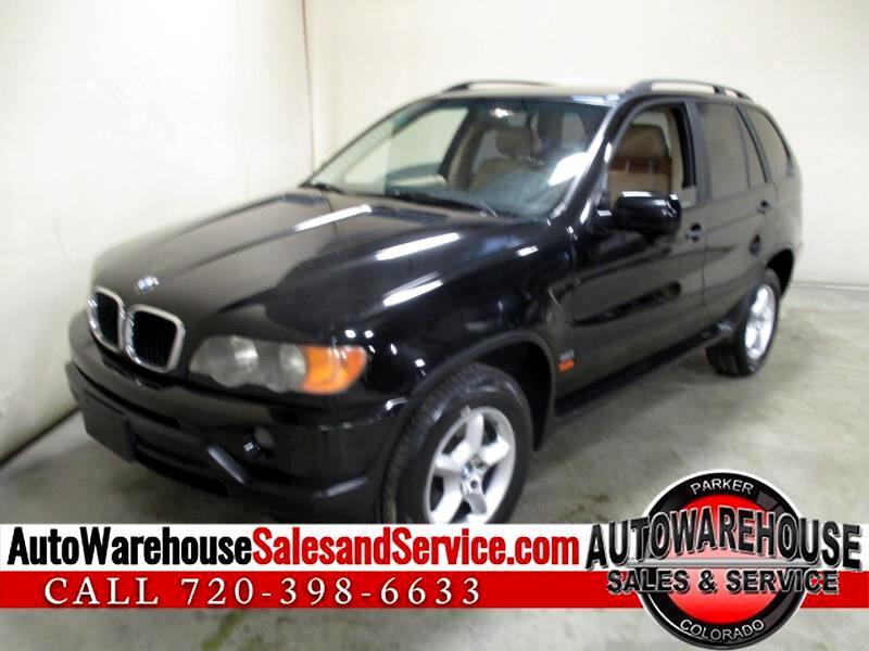 BMW X5 3.0i 2002