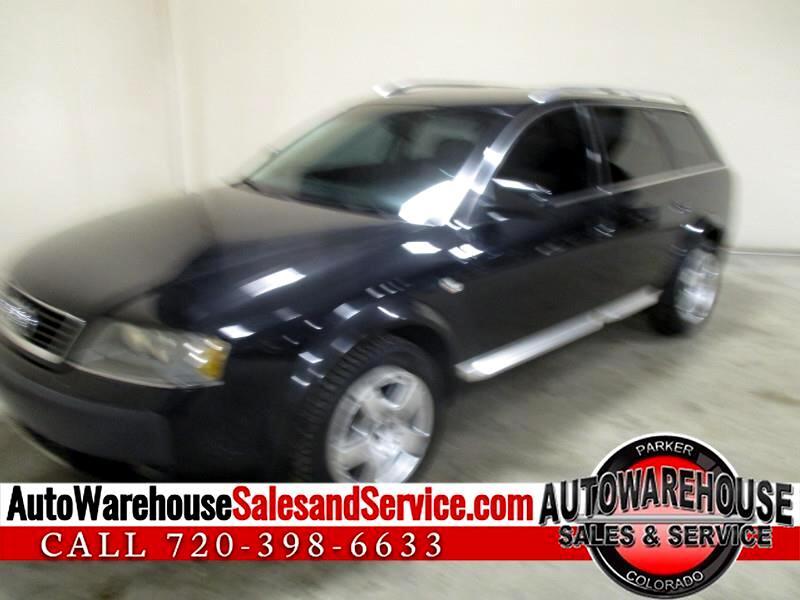 Audi allroad quattro 4.2 2004