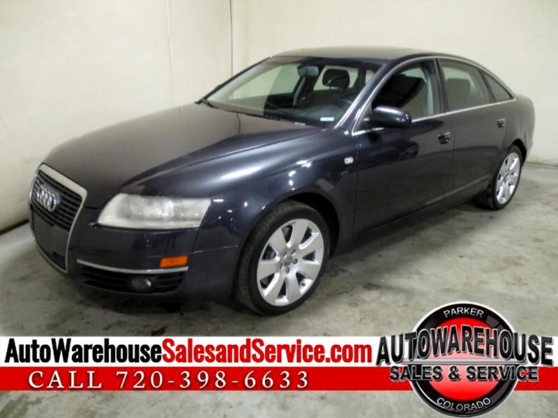 Audi A6 4.2 with Tiptronic 2006