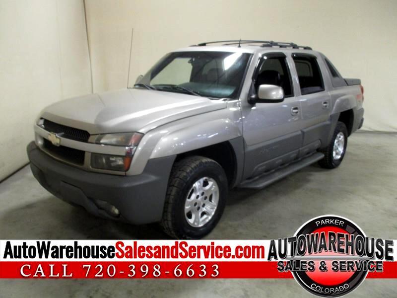 Chevrolet Avalanche 1500 4WD 2002