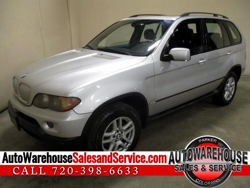 BMW X5 4.4i 2006