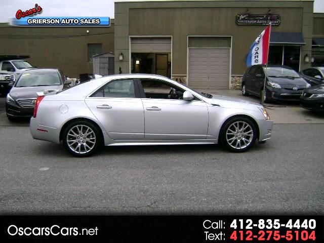 2012 Cadillac CTS Performance w/ Navi