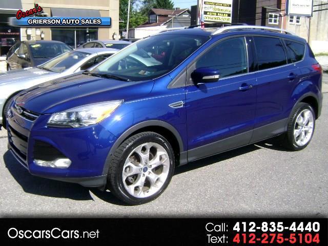 2013 Ford Escape Titanium 4WD