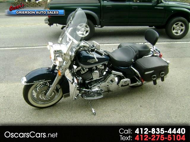 2002 Harley-Davidson FLHRCI ROAD KING
