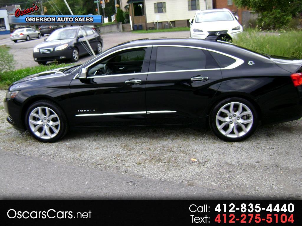 2015 Chevrolet Impala 4dr Sdn LTZ w/2LZ