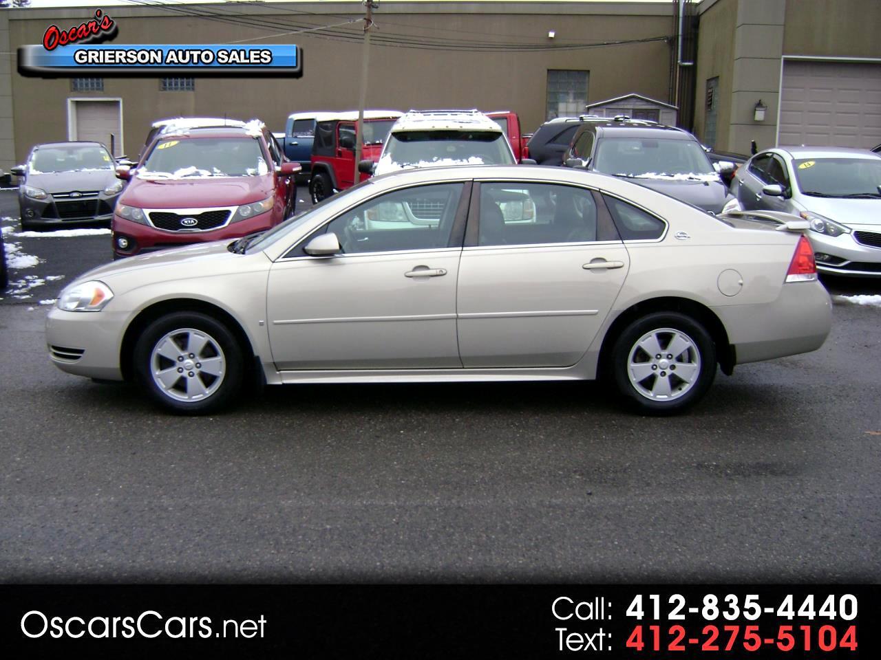 2009 Chevrolet Impala 4dr Sdn 3.5L LT