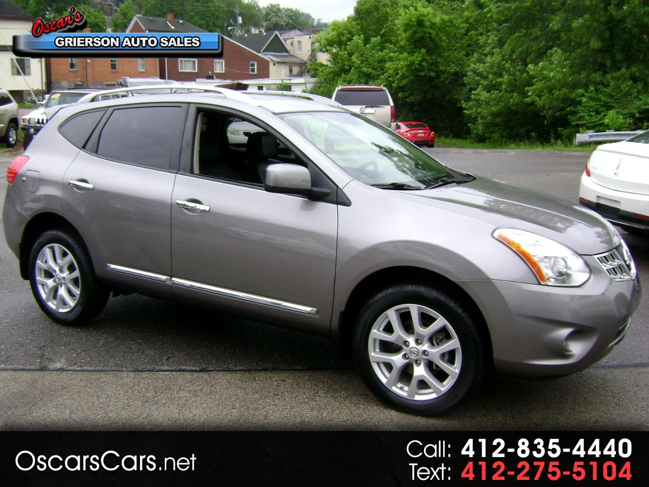 2011 Nissan Rogue AWD 4dr SV