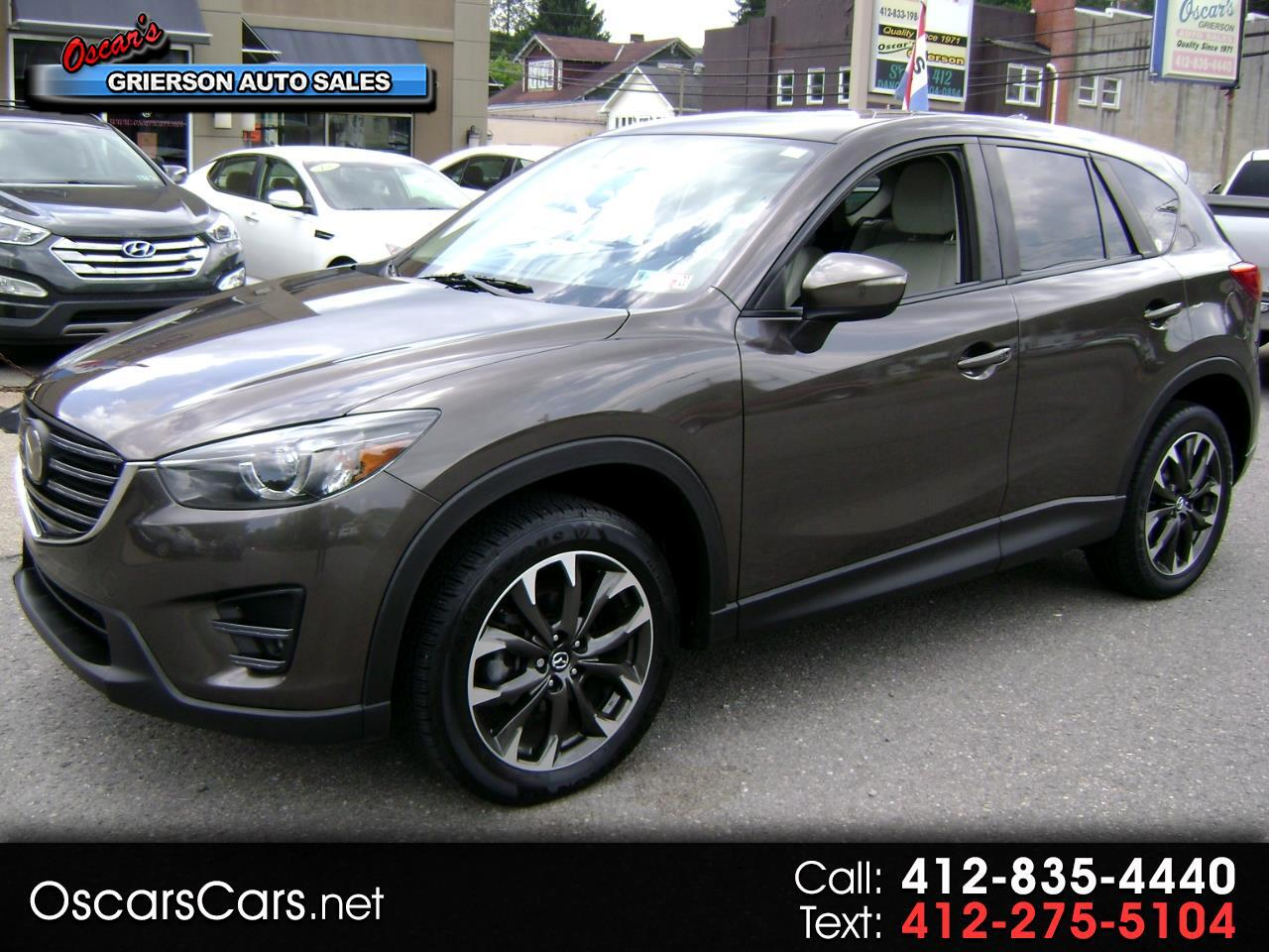 2016 Mazda CX-5 AWD 4dr Auto Grand Touring
