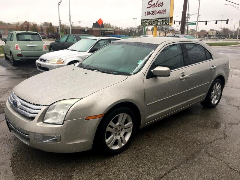 Ford Fusion V6 SEL 2008