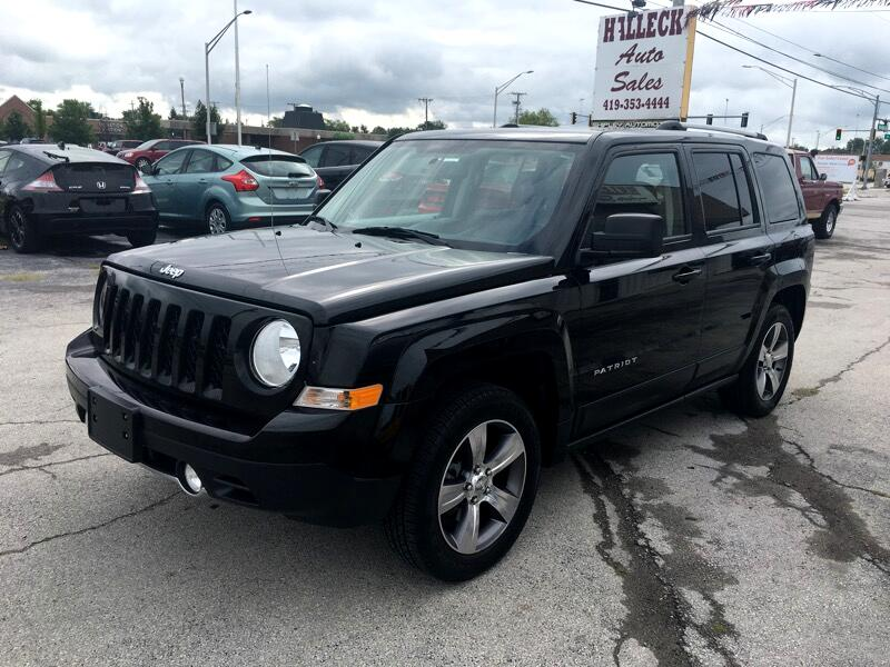 Jeep Patriot Latitude 2WD 2017
