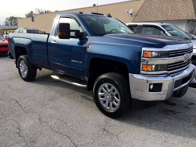 Chevrolet Silverado 3500HD LT Long Box 4WD 2015