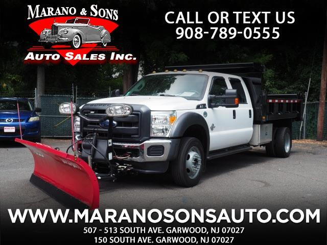 2015 Ford F-550 Super Duty XL