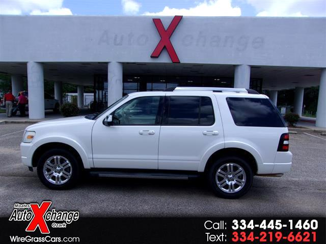 2010 Ford Explorer Limited 4-Door 2WD