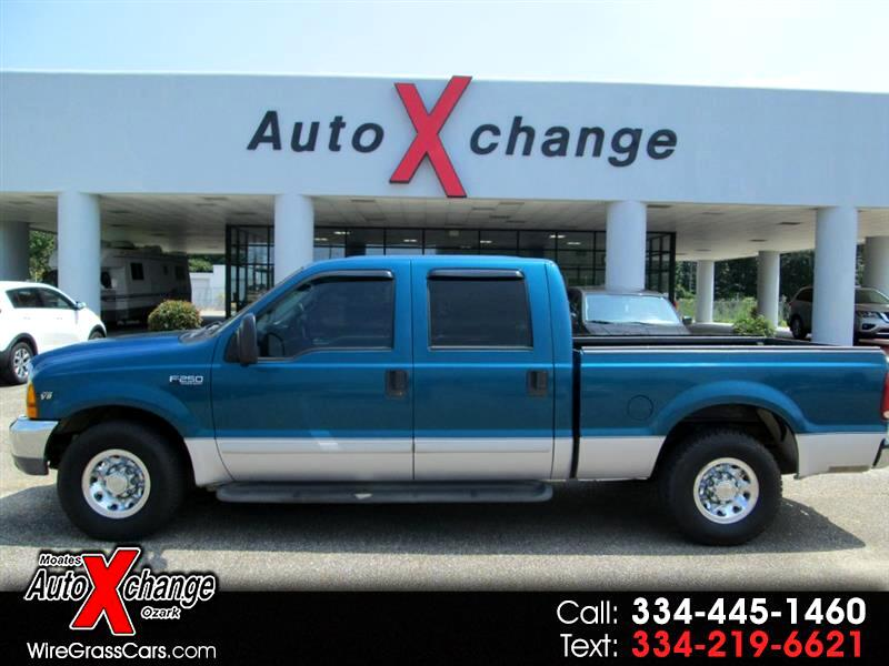 2001 Ford F-250 SD XL Crew Cab Short Bed 2WD