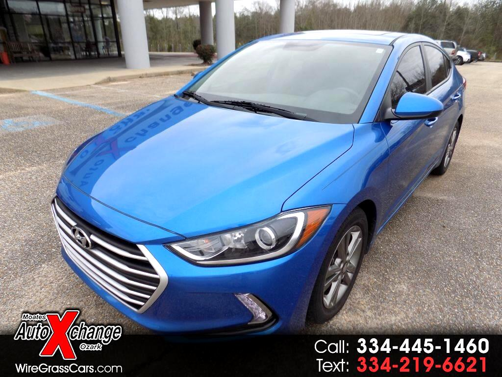 Hyundai Elantra Value Edition 2.0L Auto (Alabama) 2017