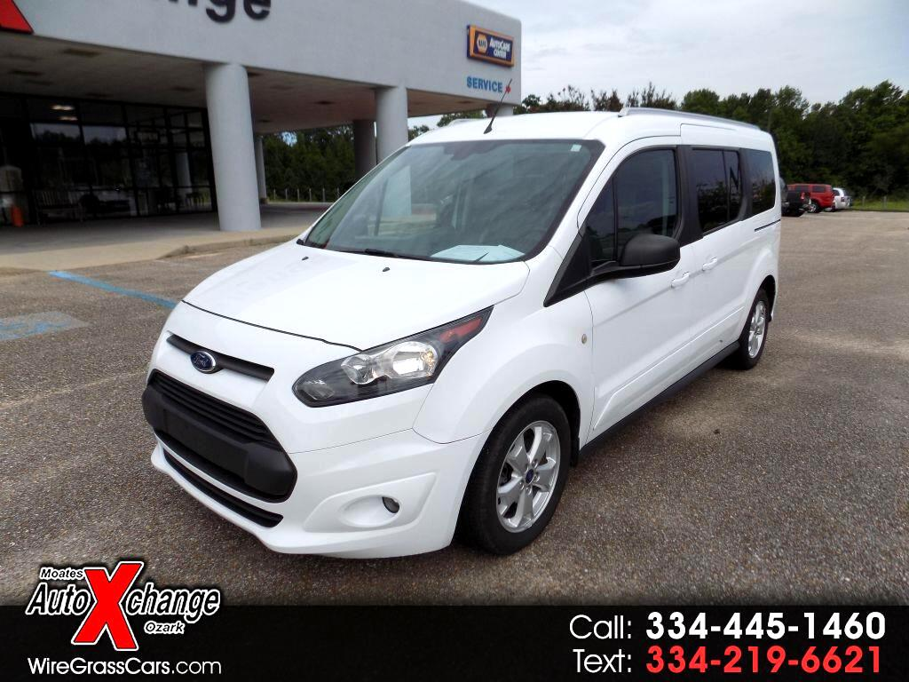 Ford Transit Connect Wagon 4dr Wgn LWB XLT w/Rear Liftgate 2015