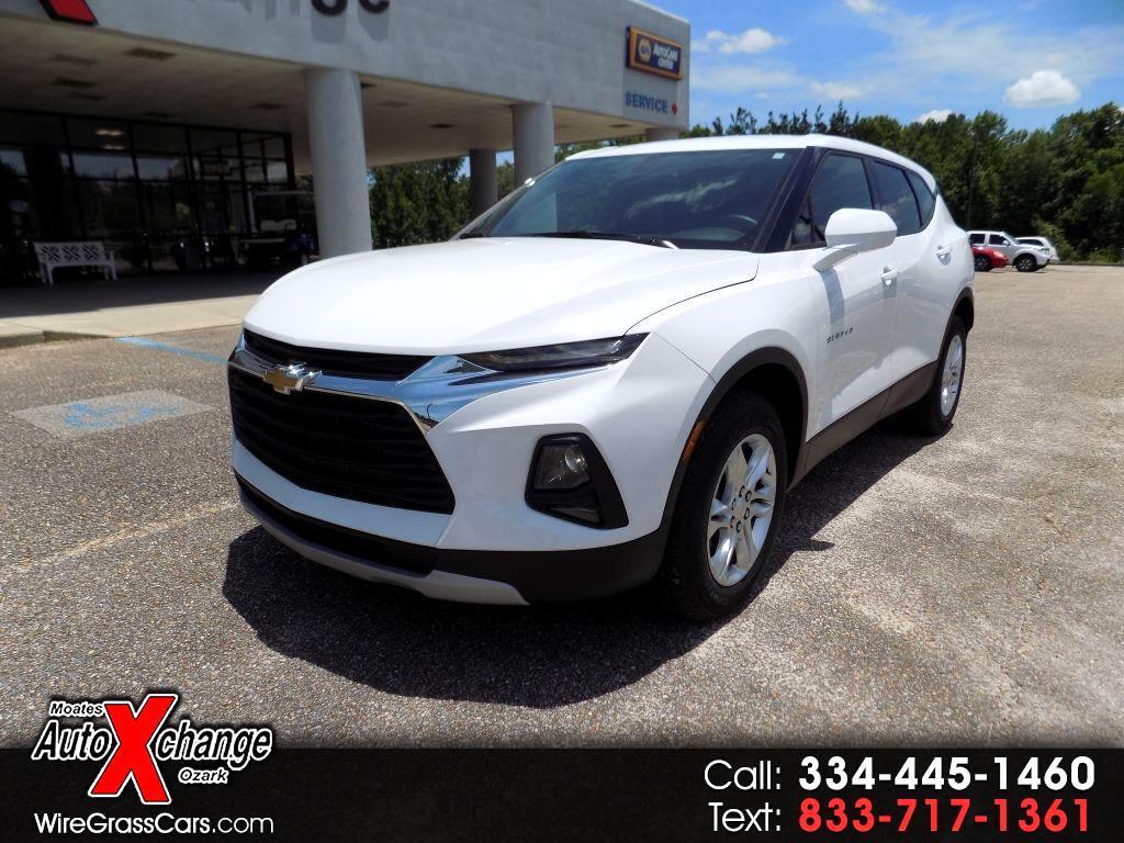 Chevrolet Blazer FWD 4dr LT w/1LT 2020